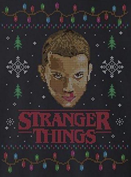 Prepárate, el jersey navideño hortera se fusiona con tus series y películas favoritas