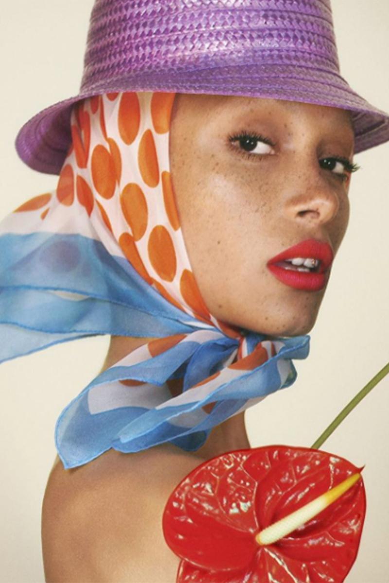 flor anturio moda