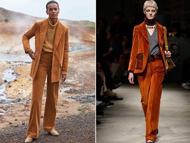 Todas las marcas 'low cost' se han puesto de acuerdo para sacar el mismo traje de pana