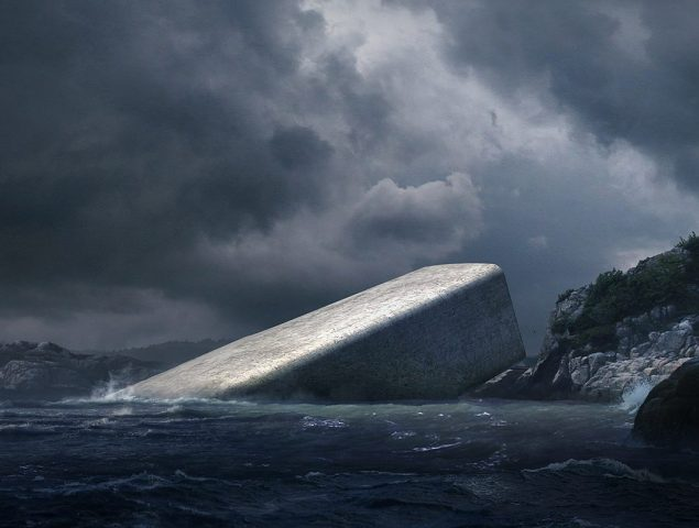 El primer restaurante submarino en Europa y otros sitios para comer bajo el agua