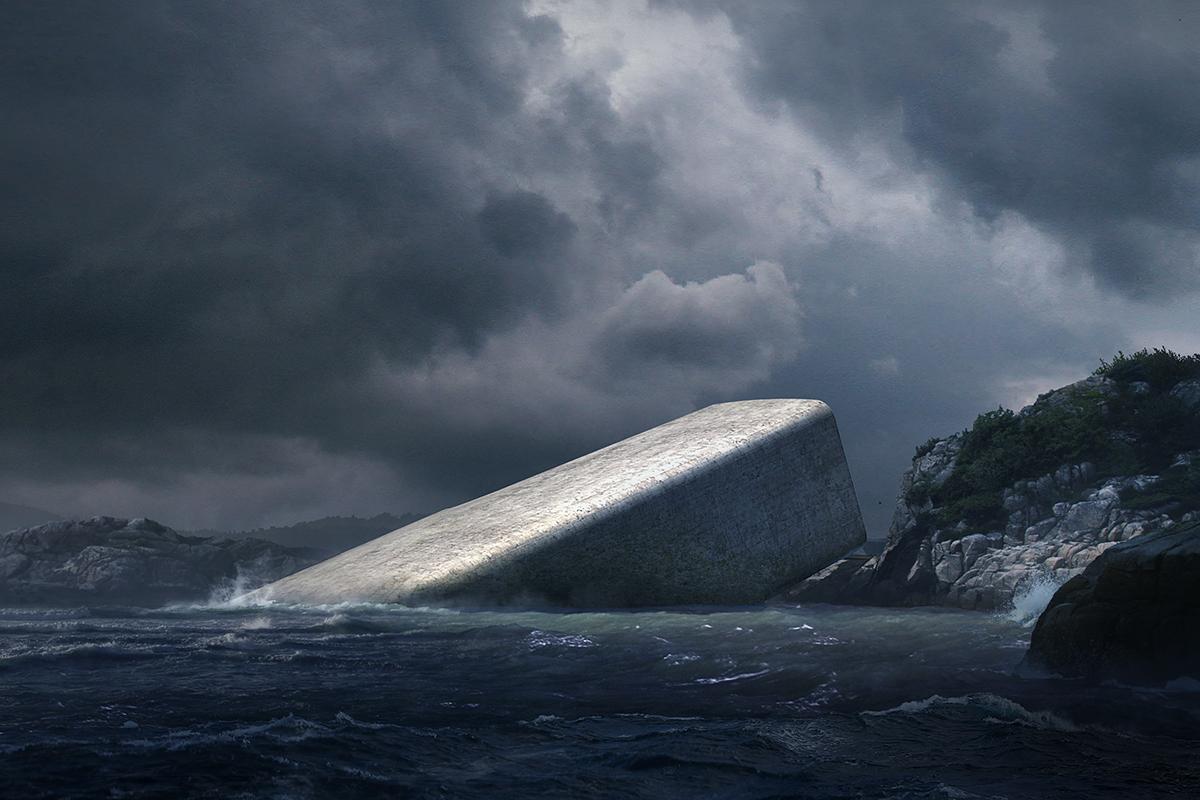restaurantes submarinos