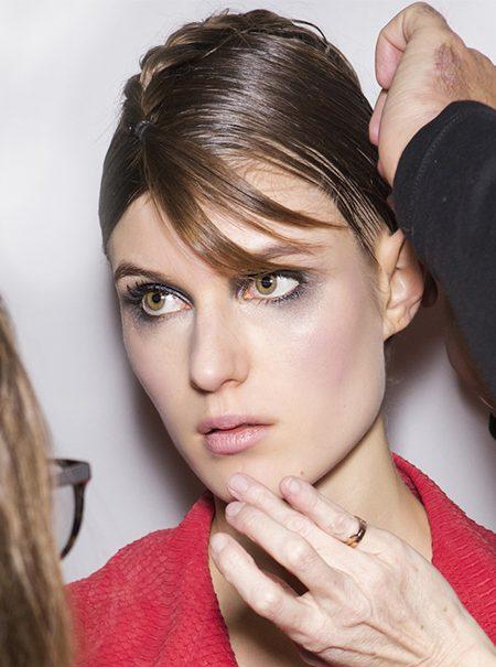 Maquillaje a prueba de emociones de largo recorrido