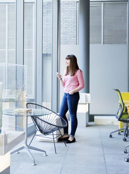 Esto es lo que tiene que tener una oficina para ser un espacio saludable