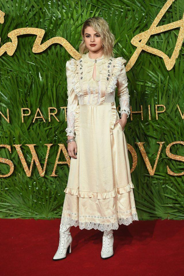 fashion awards 2017