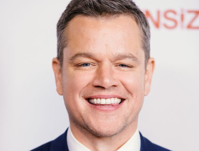 """""""Cállate, Matt Damon"""", la frase más repetida de Hollywood"""