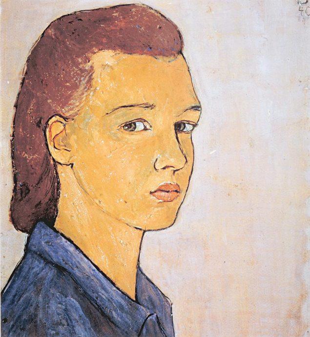 Charlotte Salomon, la artista que encontró belleza en el sufrimiento