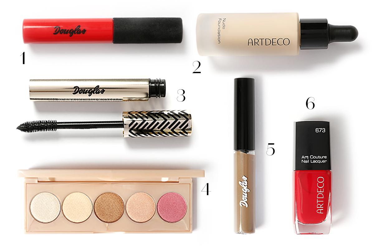 Tres looks para jugar con el maquillaje en estas fiestas | Belleza ...