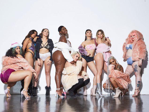 2017, el año en el que las modelos de talla grande conquistaron la pasarela