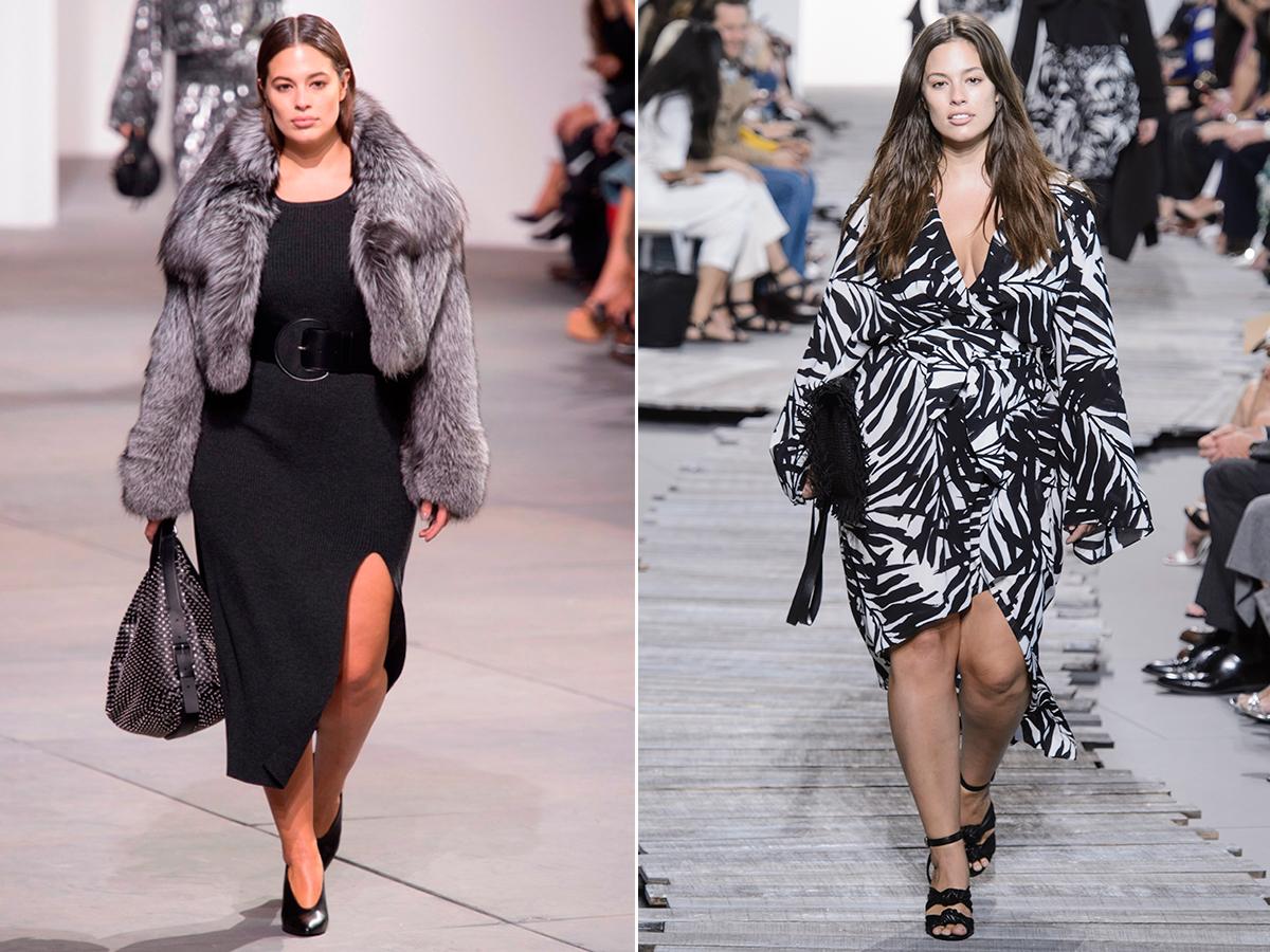 2017 El Ano En El Que Las Modelos De Talla Grande Conquistaron La Pasarela Actualidad Moda S Moda El Pais
