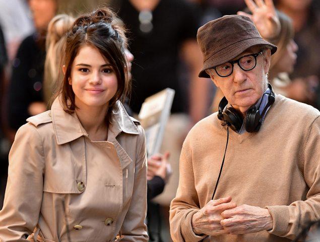 Selena Gomez o el calvario de ser chica Woody Allen en la era Weinstein