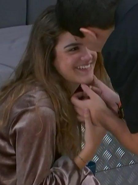 Cataclismo entre los fans de OT: Amaia y Alfred por fin se besan