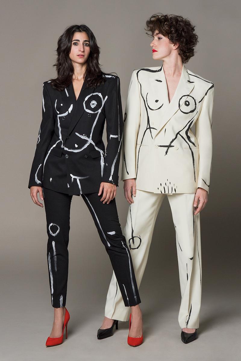 ccaf7340978 16 famosos se ponen el traje protesta para reivindicar el feminismo ...