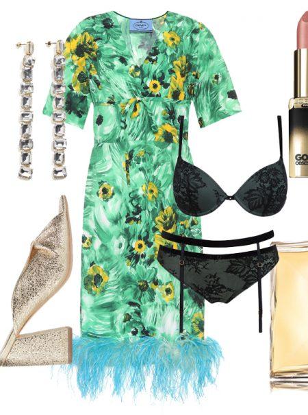 Cinco combinaciones ganadoras para un look de fiesta