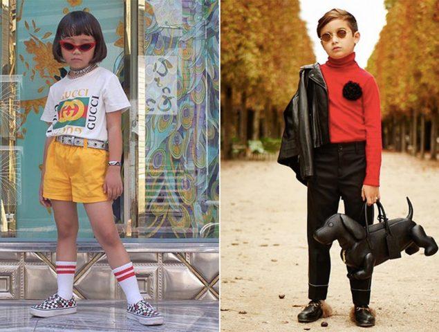 c86d8794ef Los niños prescriptores en internet facturan ya varios millones de euros.  Foto: Instagram