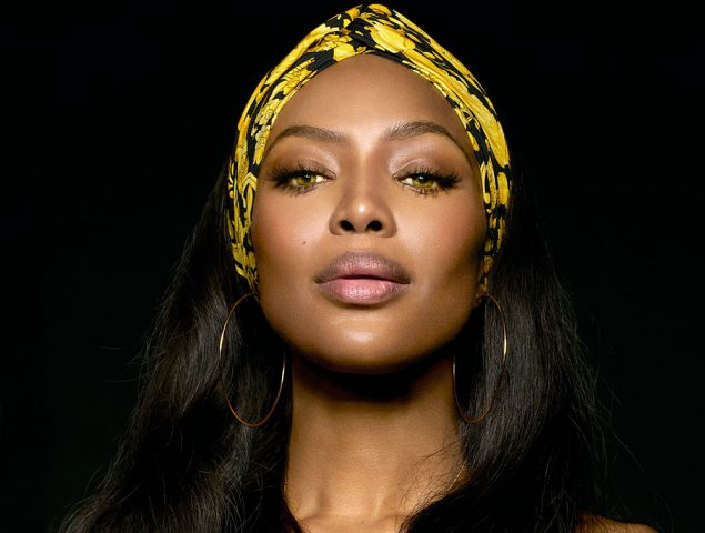 Naomi Campbell, la diosa que logró parar el tiempo