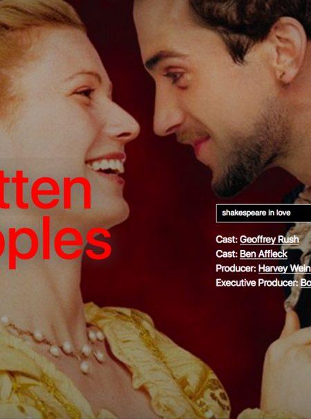 'Manzanas podridas', la web que te dice qué películas están libres de acosadores sexuales