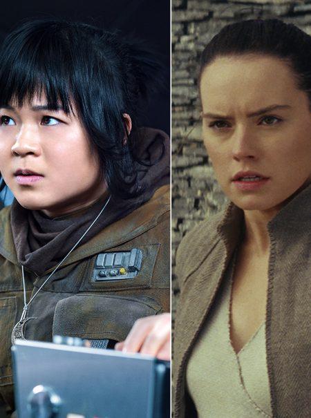 'Las últimas Jedi': los personajes del 'Star Wars' más femenino de la historia