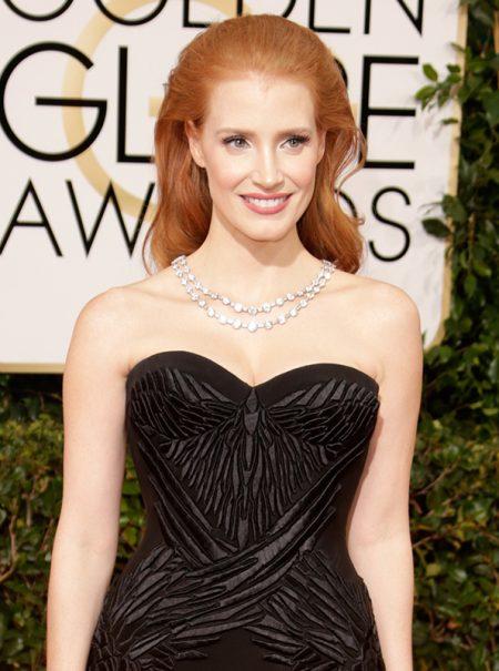 Por qué las actrices de Hollywood se vestirán de negro en los Globos de Oro