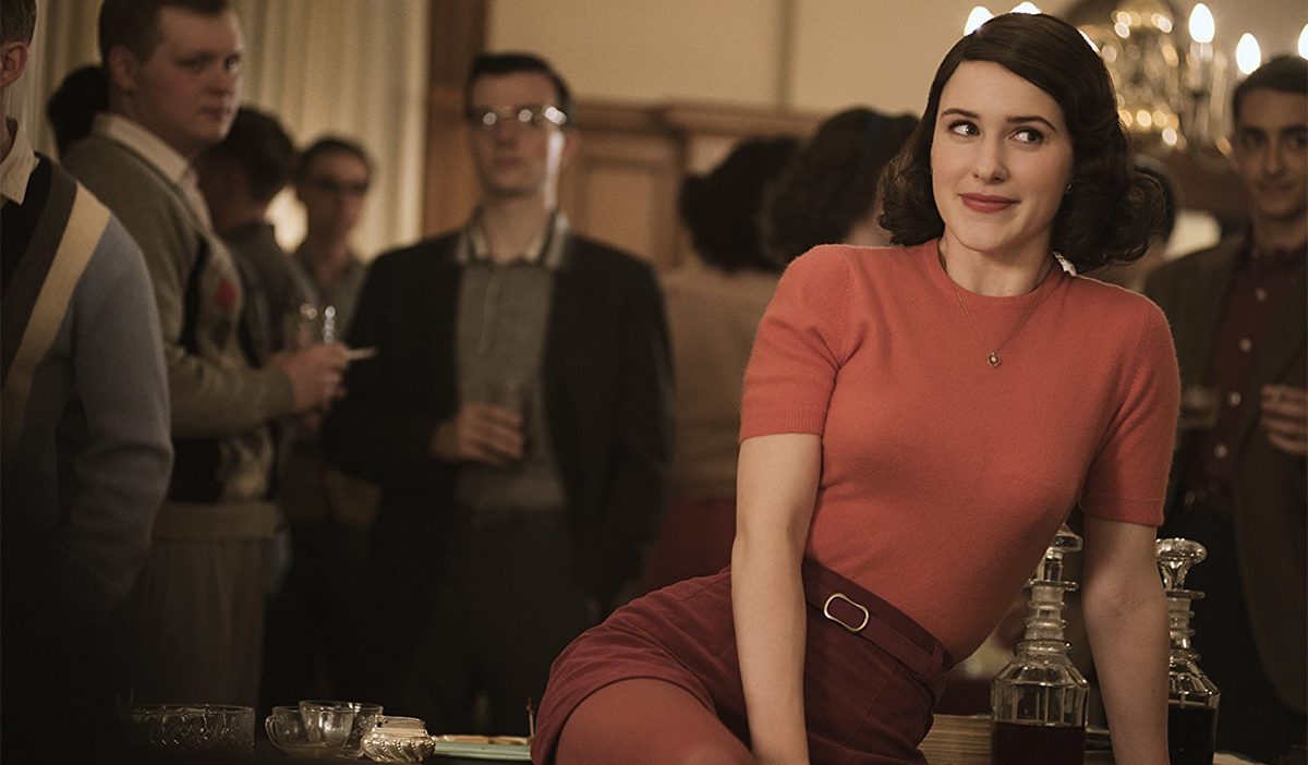 The Marvelous Mrs Maisel serie