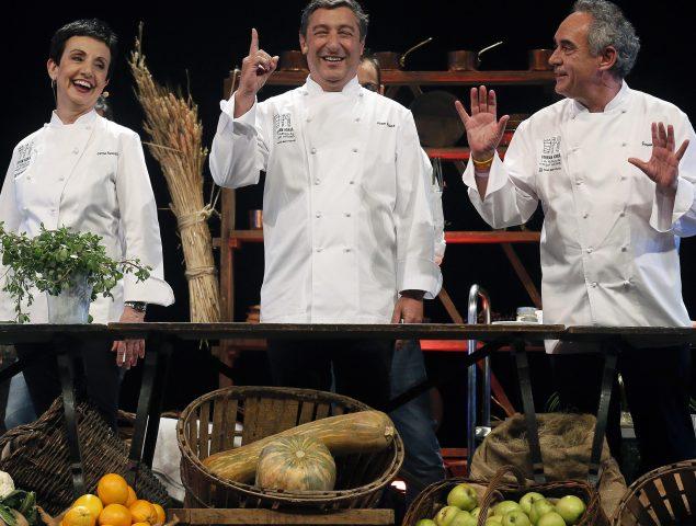 Las mujeres en la (alta) cocina: la revolución feminista pendiente