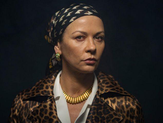 Catherine Zeta-Jones lleva al cine la brutal historia de la 'madrina de la cocaína'