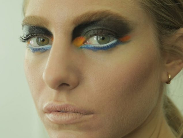Así se crean los maquillajes y peinados que estás viendo en los desfiles