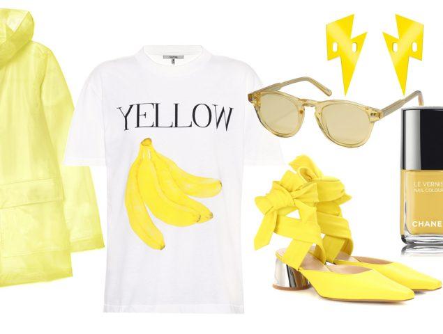 Esta primavera vestirás de amarillo (aquí las pruebas)