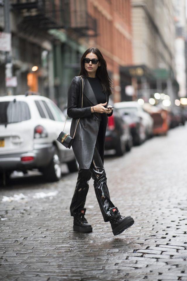 Street Style frio
