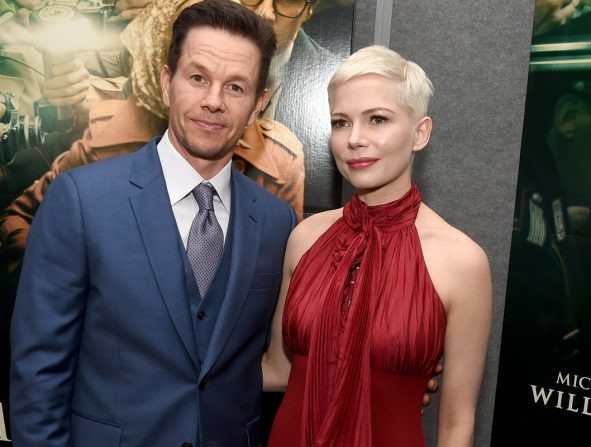 Mark Wahlberg Michelle Williams