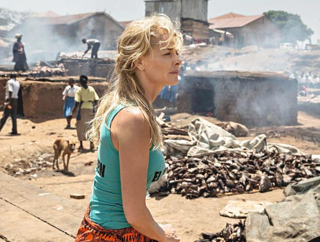 Viaje al infierno de África con Belén Rueda