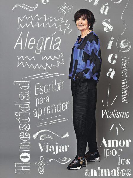 """Rosa Montero: """"Soy una sopa de endorfinas"""""""