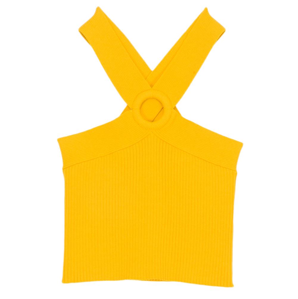 ropa color amarillo