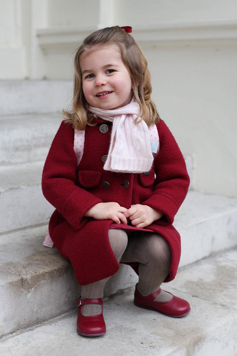 bbe536f63 Actualidad - 7 firmas españolas de moda infantil que viste la princesa  Charlotte