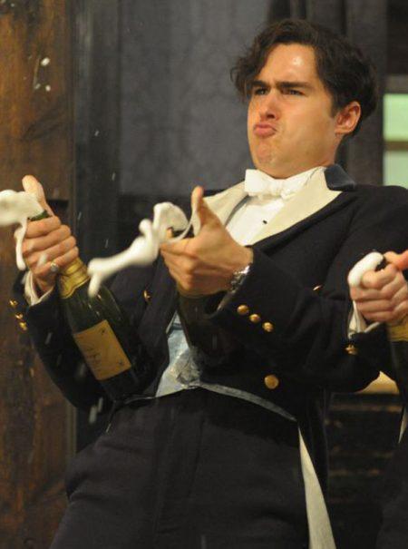 La cena más machista de Londres: otra juerga más de la élite de los 'clubs de caballeros'