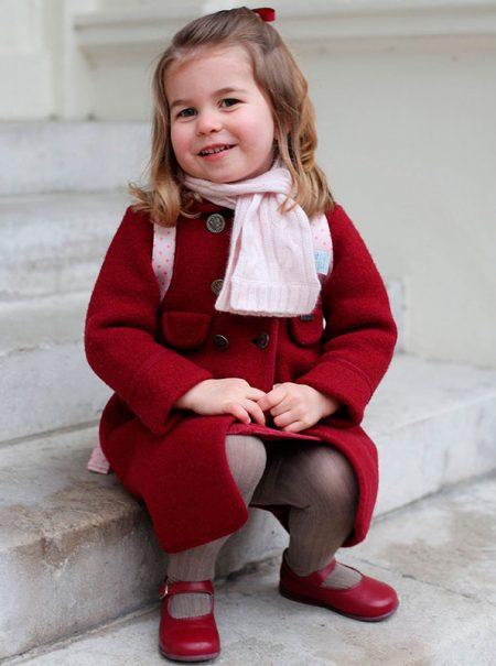 7 firmas españolas de moda infantil que viste la princesa Charlotte