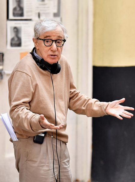 """""""Dylan, yo sí te creo"""": Hollywood reniega en masa de Woody Allen"""