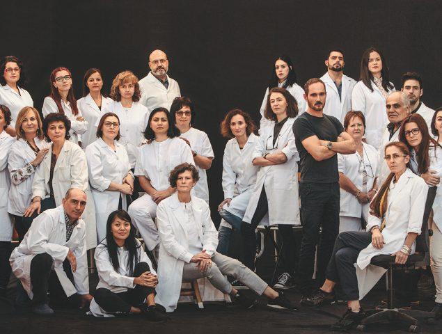 Coser un sueño: así trabajan Josep Font y su equipo