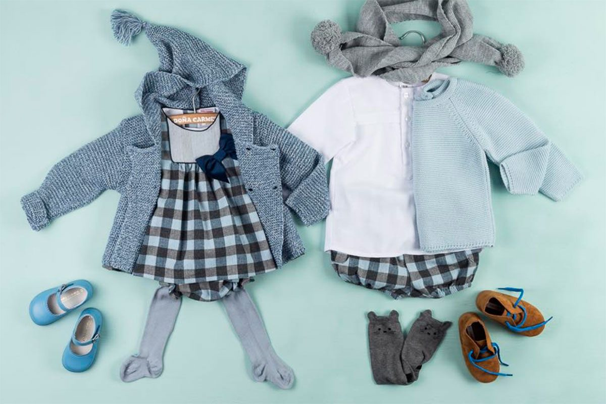 bb749ac68 Foto  Getty Cordon Press. Consciente de la influencia de las firmas  españolas en la moda infantil ...