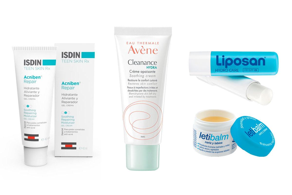 Para cuerpo tratamiento piel reseca