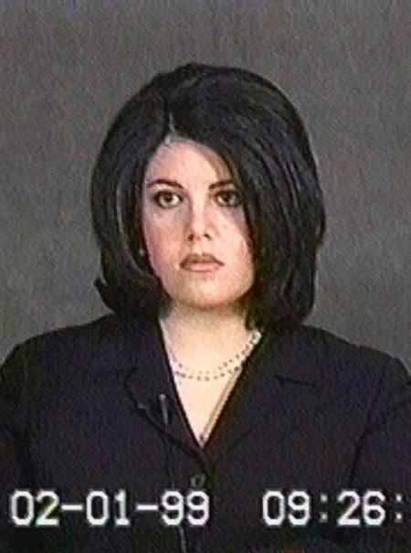 Monica Lewinsky: la mancha del vestido de la becaria era el machismo de los 90