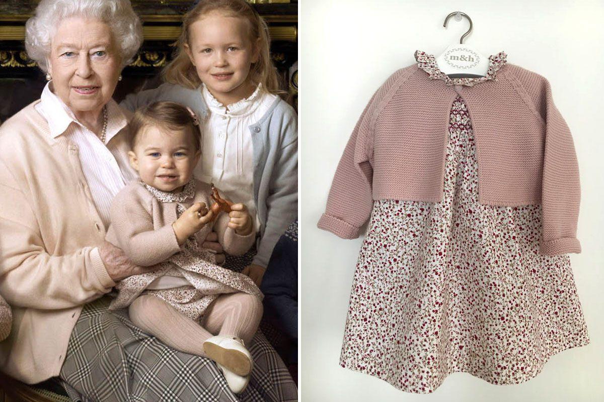 64c603d76 7 firmas españolas de moda infantil que viste la princesa Charlotte ...