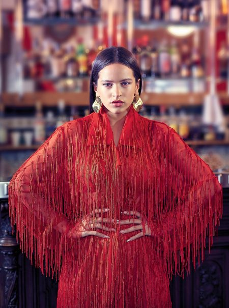 Rosalía, la imagen del nuevo duende