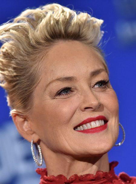 La increíble respuesta de Sharon Stone cuando le preguntan si ha sido acosada en Hollywood