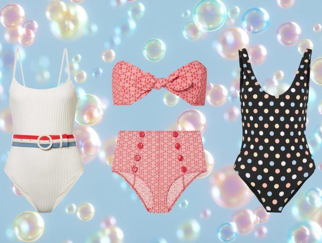 25 bañadores de nueva colección que te harán olvidar que ahí fuera todavía hace frío