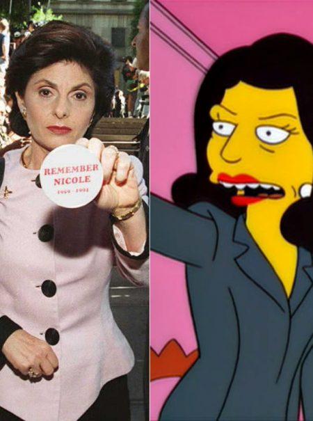 Gloria Allred: de chiste de 'Los Simpson' a azote de los depredadores poderosos