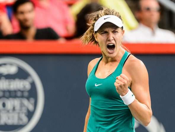 Eugenie Bouchard US Open