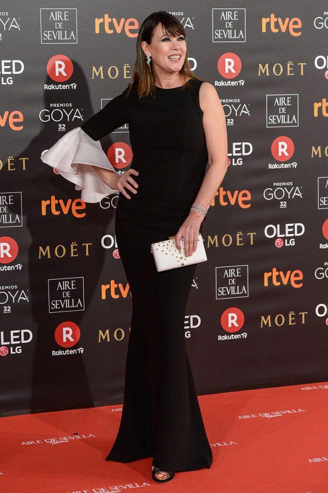 La alfombra roja de los Premios Goya 2018