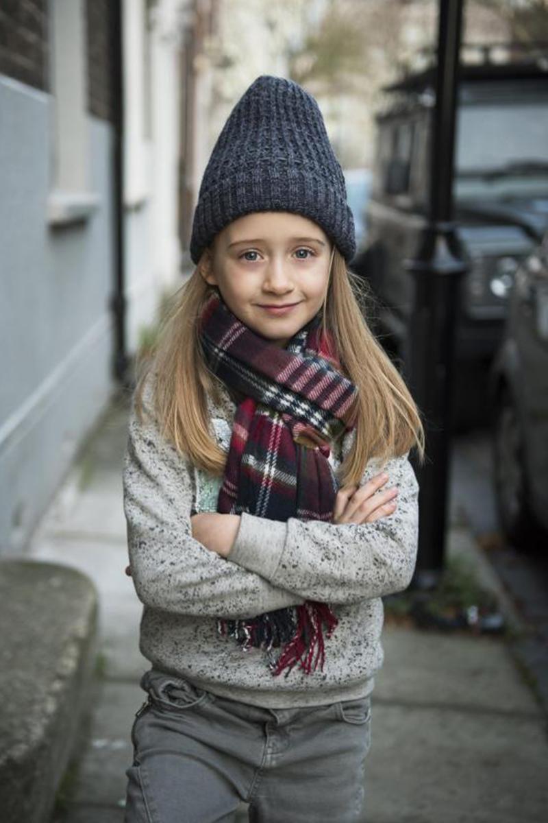 último estilo zapatos para baratas fecha de lanzamiento: Una niña pide a Zara ser su modelo masculina (y le responden ...