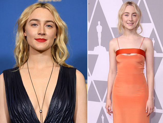 Mujeres a las que nos gustaría copiarle el armario: Saoirse Ronan