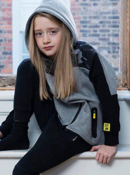 Una niña pide a Zara ser su modelo masculina (y le responden esto)